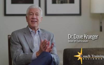 Certified Coach Program – David Krueger, M.D.